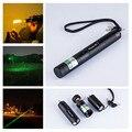 Лучшее качество Зеленый Лазер 303 лазер звездное лазерная указка pen свет (без батареи и зарядное устройство)