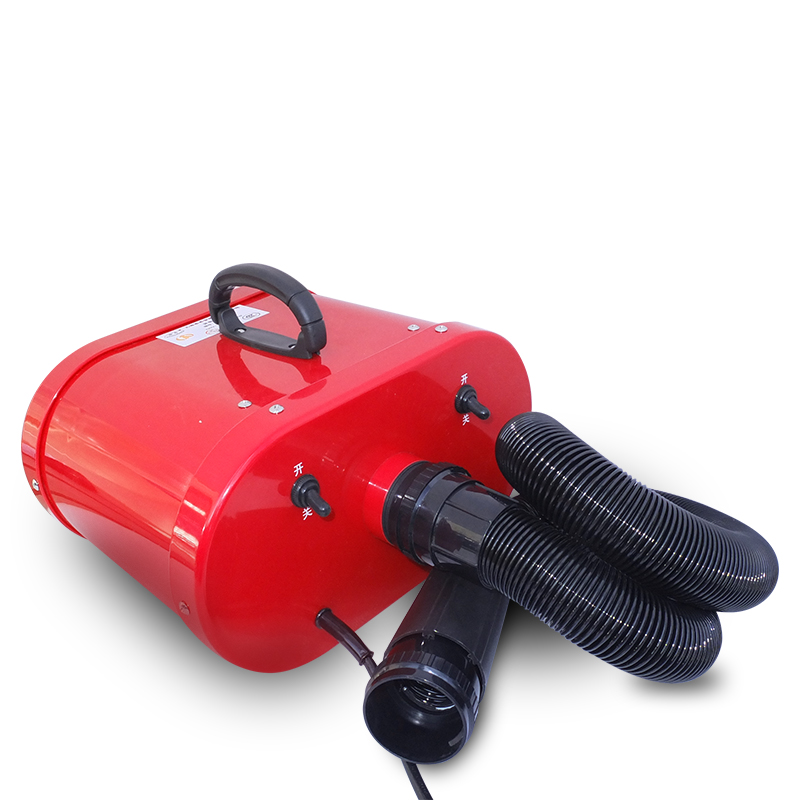 Spring Boat S22-2300 Pet Cats and Dogs Double Motor High Power Pet Hair Dryer Free Shipping
