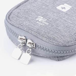 Image 4 - Mini ilk yardım çantası taşınabilir kamp açık tıbbi çanta taktik askeri ilk yardım çantası aile yürüyüş araba acil Survival çanta
