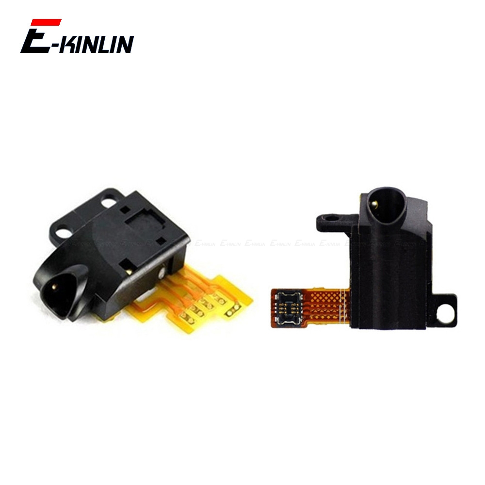 Headphone Earphone Audio Jack Dock Connector Flex Cable For IPod Touch 2 3 4