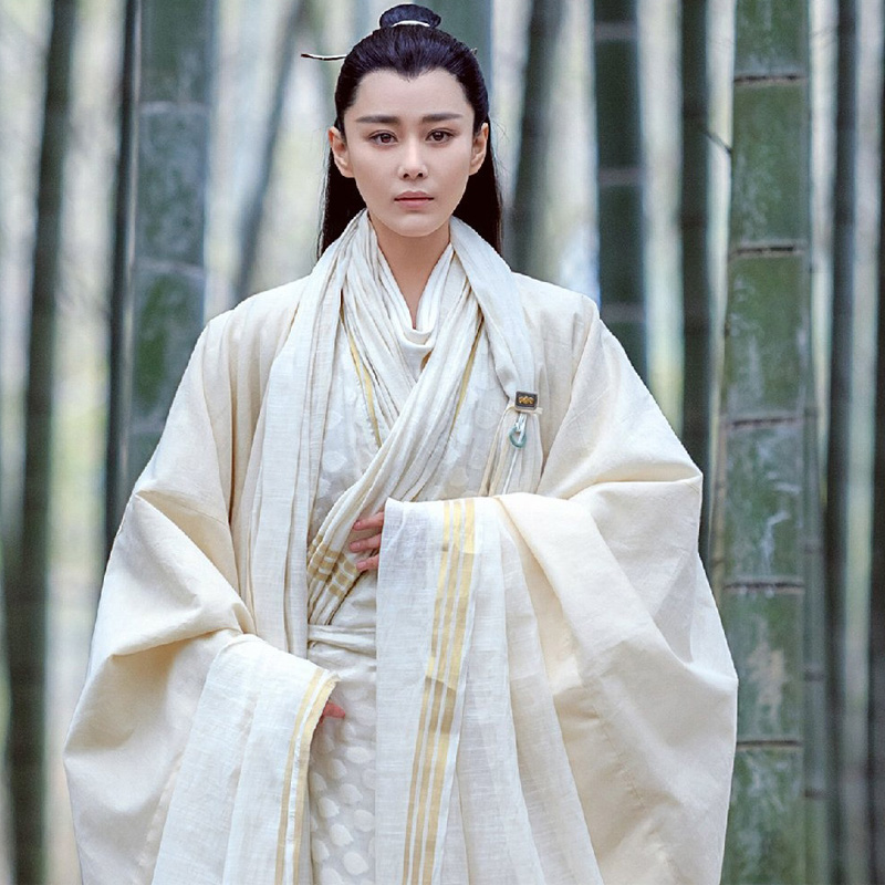 2018 New TV Play Feng Qiu Huang Male Scholar Childle Costume Hanfu For Performance