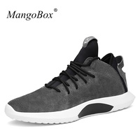MangoBox Mans Sports Shoes Running Winter Fur Inside Sneakers Boys Super Cool Athletic Shoes Man Top