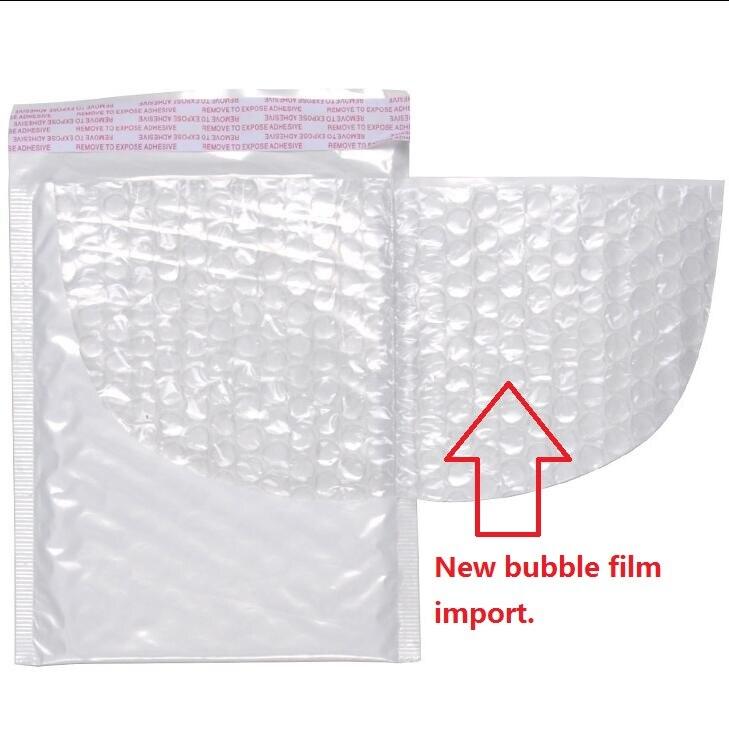 10 шт./лот новый пустой белый пузырь
