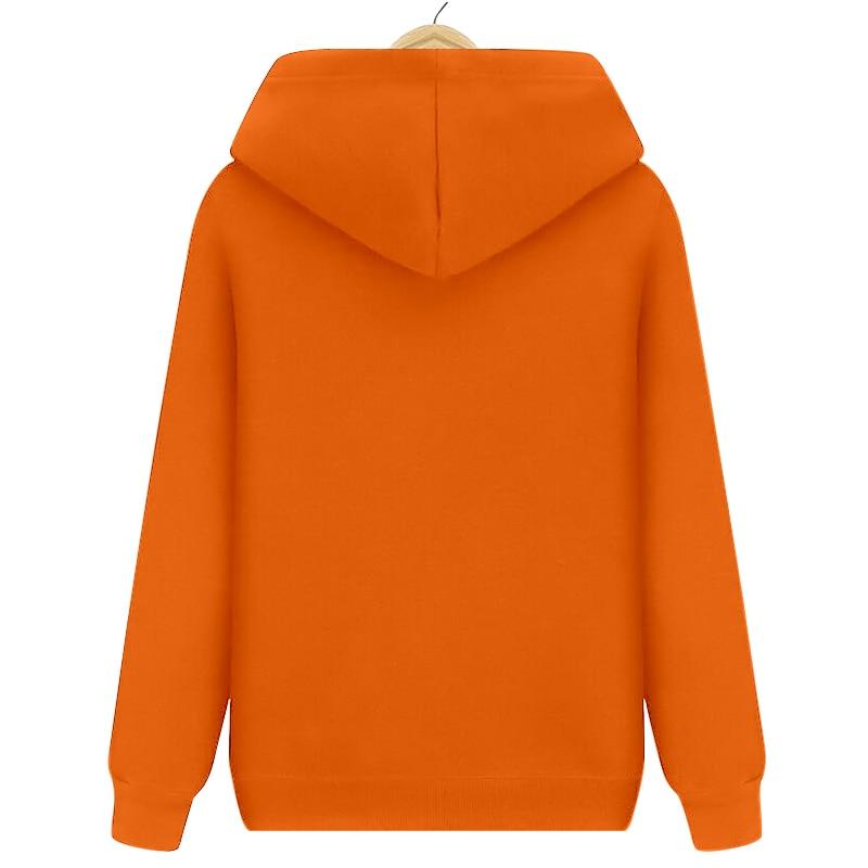New Navy blue dark gray orange HOODIE Hip Hop Street wear Sweatshirts Skateboard Men/Woman Pullover Hoodies Male Hoodie