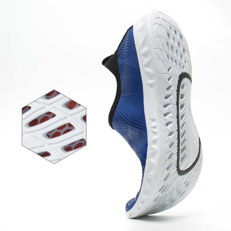 חיצוני מהיר ייבוש ספורט מים נעלי גברים גדול גודל במעלה הזרם מכירה לוהטת ילדים שכשוך גלישה נעל חור משלוח הלם סניקרס זוג