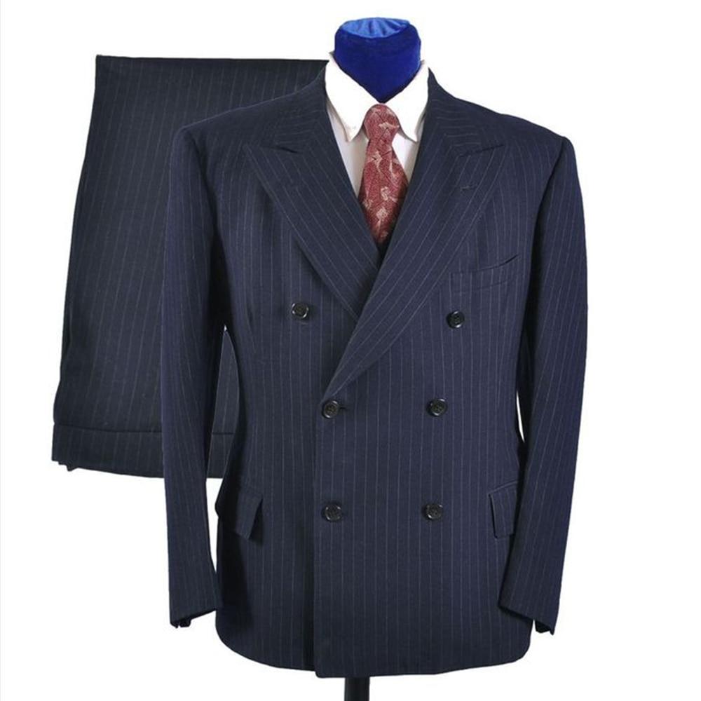 Nach Maß Zu Messen Männer Anzug Neueste Mode jacke + Pants + Tie + Tasche Squaure Bespoke Grau Bräutigam Hochzeit Anzug Mit Breiten Revers Tailored Smoking