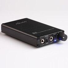 XDUOO XD-01 USB/оптический/коаксиальный цифро-аналоговый преобразователь + усилитель для наушников l портативный усилитель для наушников 24 бит/192 кГц усилитель для наушников