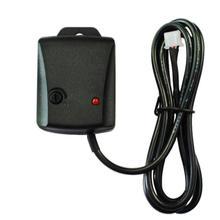 Новейшая мотоциклетная Автомобильная вибрационная Индукционная сигнализация, противоугонное устройство, бесключевая система, автомобильный комплект дистанционного Центрального управления, блокировка