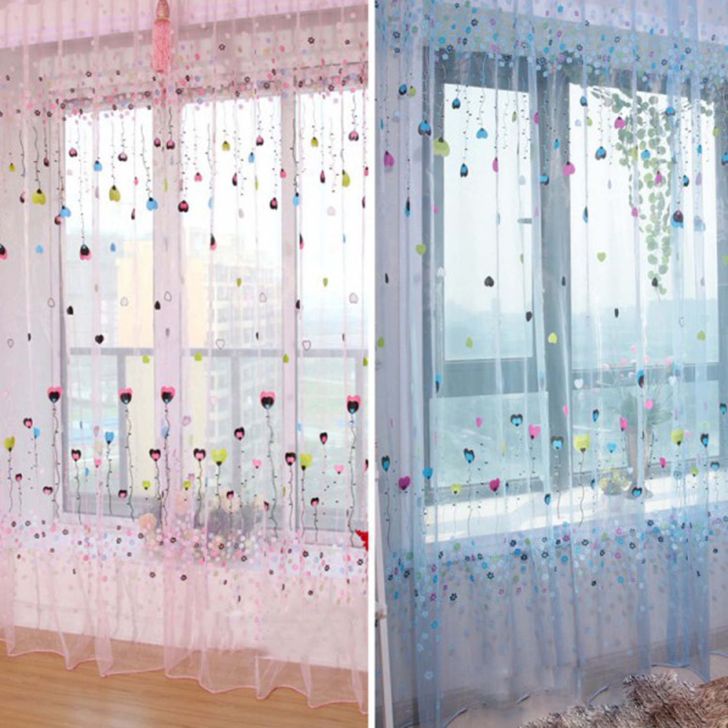 Lace Bedroom Curtains Online Get Cheap Heart Lace Curtains Aliexpresscom Alibaba Group