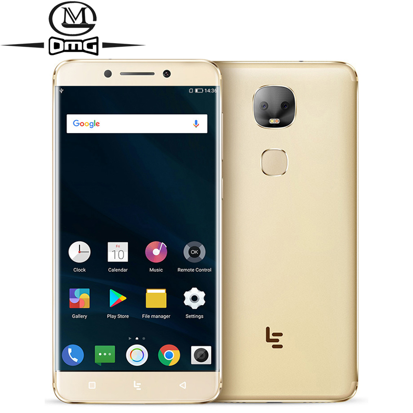 Letv LeEco Le Pro 3X650/X657 Helio X27 Deca Nucleo 4 GB di RAM 64 GB di ROM Cellulare phone 5.5