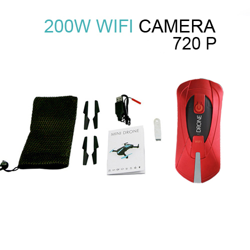 все цены на JY018 ELFIE WiFi FPV Aircraft Mini Foldable Selfie Drone RC Drones with 2MP Camera HD FPV Professional H37 720P RC Airplanes онлайн