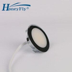 Image 5 - Honeyfly特許ledダウンライト220 240v 2ワットled天井スポットランプsmd 2835屋内55ミリメートルカット穴非常に簡単なインストール
