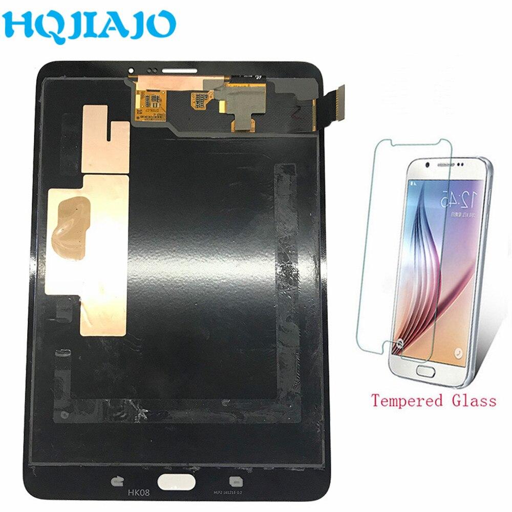 Tablette LCD et panneau pour Samsung Galaxy Tab S2 8.0 T710 T715 SM-T710 écran LCD écran tactile numériseur assemblée T710 LCD Original