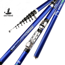 carbon fiber 3 6M 4 5M 5 4M 6 3M Spinning Fishing Rod M Power Telescopic Rock Fishing Rod Carp Feeder Rod Surf Spinning Rod cheap NoEnName_Null Ocean Beach Fishing Ocean Rock Fshing Ocean Boat Fishing Reservoir Pond 360m 450m 540m 630m Hard blue DE100668