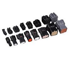 1SET 1P 2P 3P 4P 6P 8P Automotive Harness Connector 1.8 Series  Male and Female  0.2-1.0mm2 цена