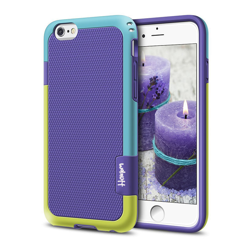 Gorgeous DROPPROOF Rugged Tough Impact TPU Soft Case Capa For iphone 6 6s plus 7 8 plus X Dual Protective Cover Girls Lady Cases