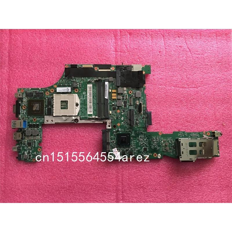 Original Lenovo ThinkPad laptop motherboard mainboard W530 Q1-A2 Gráficos FRU 04X1511