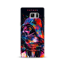 Darth Vader Star Wars Phone Case Cover For Samsung Galaxy S4 S5 S6 S7 Edge S8 Plus Note 8 2 3 4 5 A5 A710 J5 J7 2017