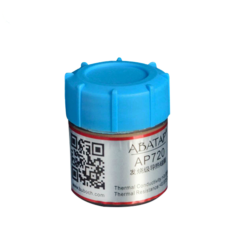 copper powder silicone grease silicone thermal grease silicone heat dissipation use for notebook PC cpu Fans Cooling paste