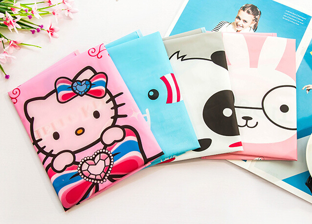Well-Educated Waterproof Pvc Quality Hello Kitty Rabbit Panda Elephant Cartoon Women Lay Girls Aprons Aprons Household Cleaning Protections