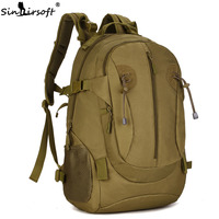 Sinairsoft Sports Outdoor Climbing Nylon 40L Bags Tactical Military Explorer Hunting Camping Hiking Backpack