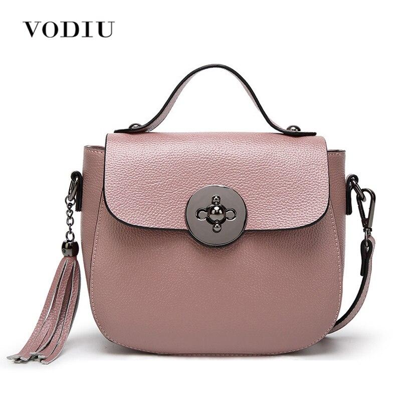 Для женщин Сумки сумка кроссбоди через плечо слинг Пояса из натуральной кожи сумка с бахромой свинья Замок Роскошные дизайнерские женские