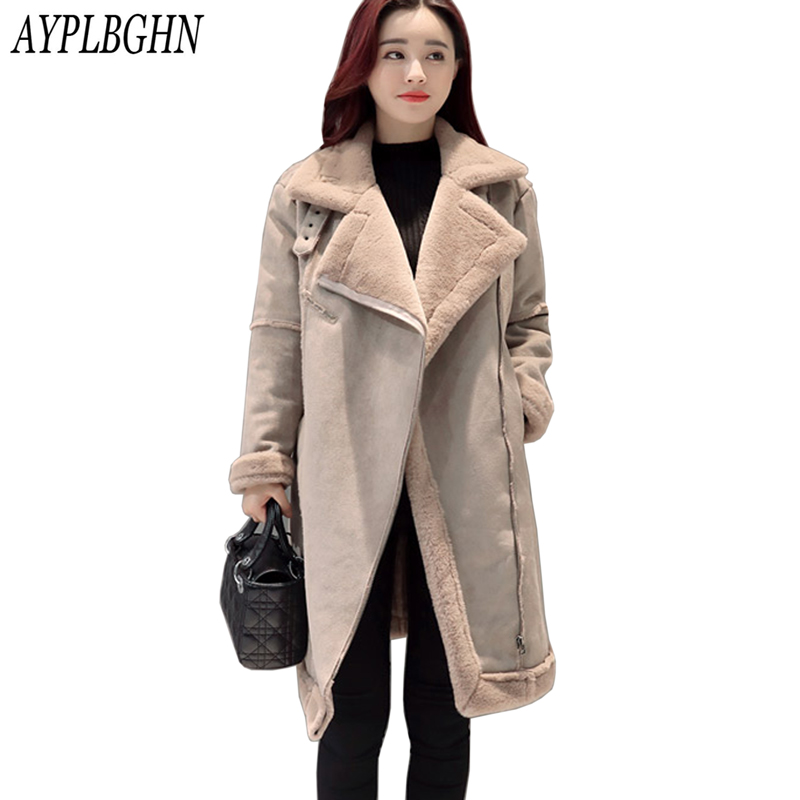 2017 high quality   Parkas   Women Coats Fashion Warm Winter Jackets Women Long   Parka   Plus Size Casual Cotton Female Outwear 7L57