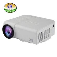 Todos Ganan 2017 Más Nuevo LCD LED Proyector Portable 200 lúmenes Full HD 1080 P Mini Proyector Video Construir-en altavoz Beamer A30