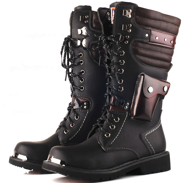 Online Get Cheap Mens Military Boots Sale -Aliexpress.com