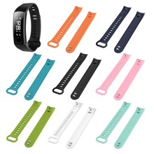 все цены на Smart Wrist Band Strap For Huawei Honor 3 With Repair Tool Adjustable Smart Bracelet Replacement Accessory For Honor Band 3 онлайн