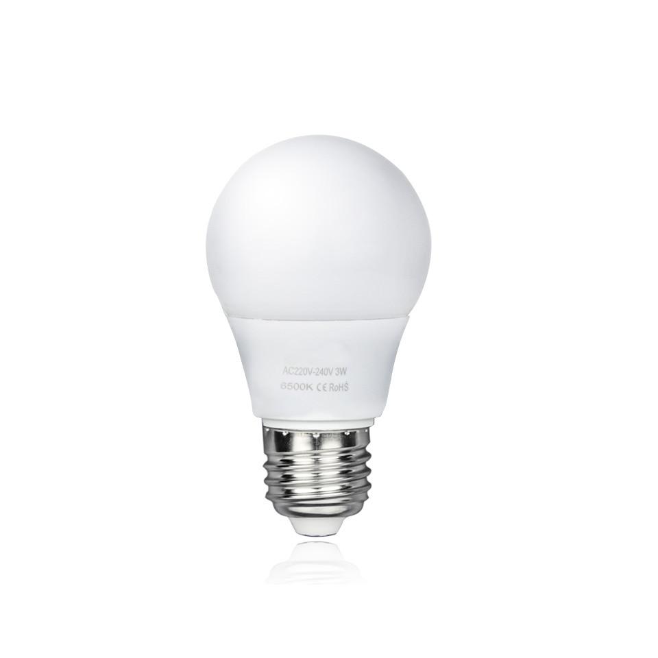 Led bulb E27 3W 5W 7W 9W 12W 15W AC 220V-240V aluminum cooling led lamp spotlight Lampada Ampoule LED Bombillas