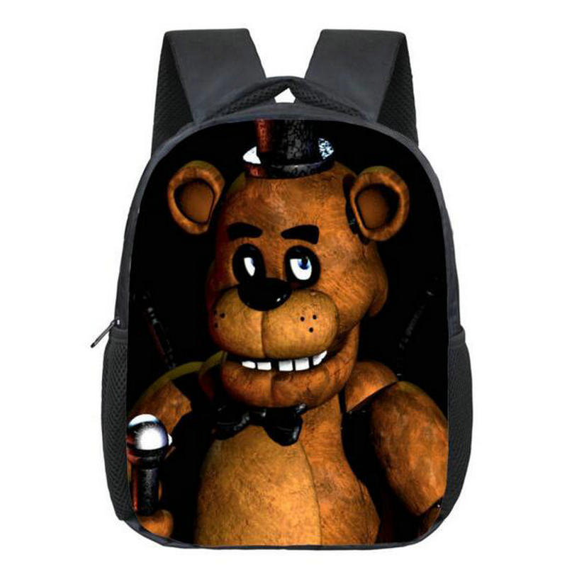 Five Nights At Freddy's School Backpack Children School bag Girls Boys Backpacks Kids Book Bag Student Daily Backpack Schoolbags