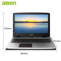 BBEN AK1434 14 1 Inches Laptop Ultrabook Windows 10 Intel N3050 RAM2G ROM32G HDD 500G Notebook