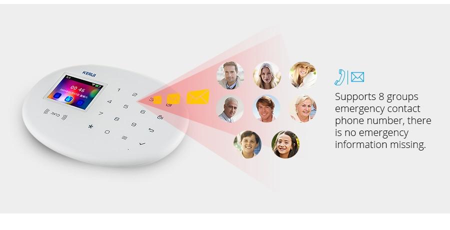 segurança em casa w20 app controle remoto