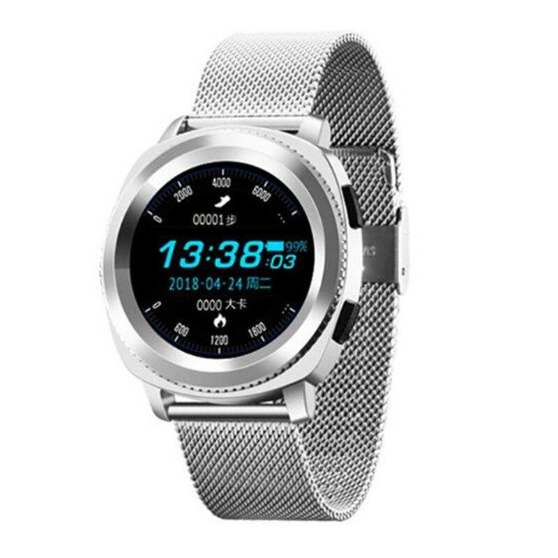 21136b1f953 Smart Watch MTK2502 Men Women Watch Sport Wristwatch For sony smartwatch 3  iphone x heart rate