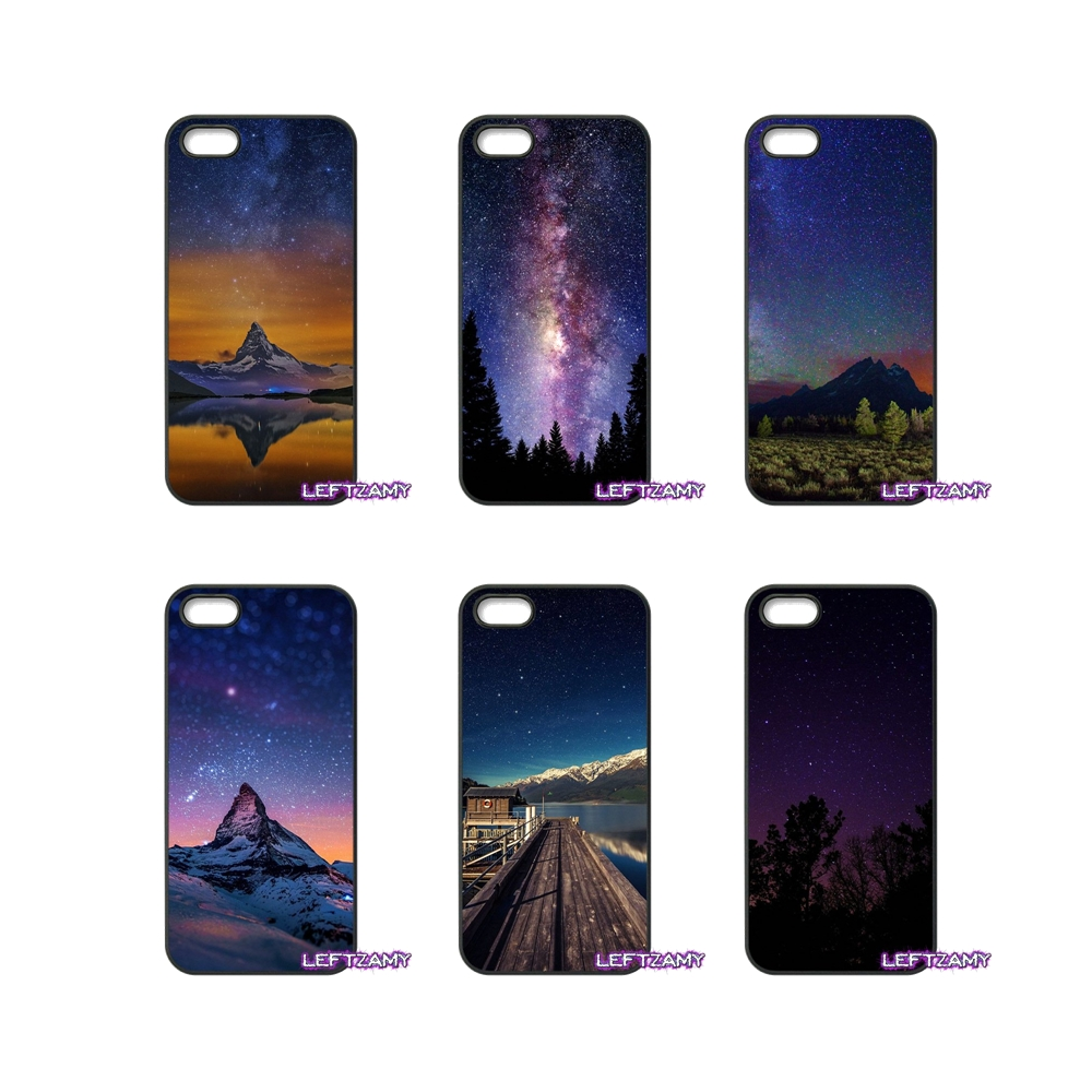 starry night Space Van Gogh Hard Phone Case Cover For iPhone 4 4S 5 5C SE 6 6S 7 8 Plus X 4.7 5.5 iPod Touch 4 5 6
