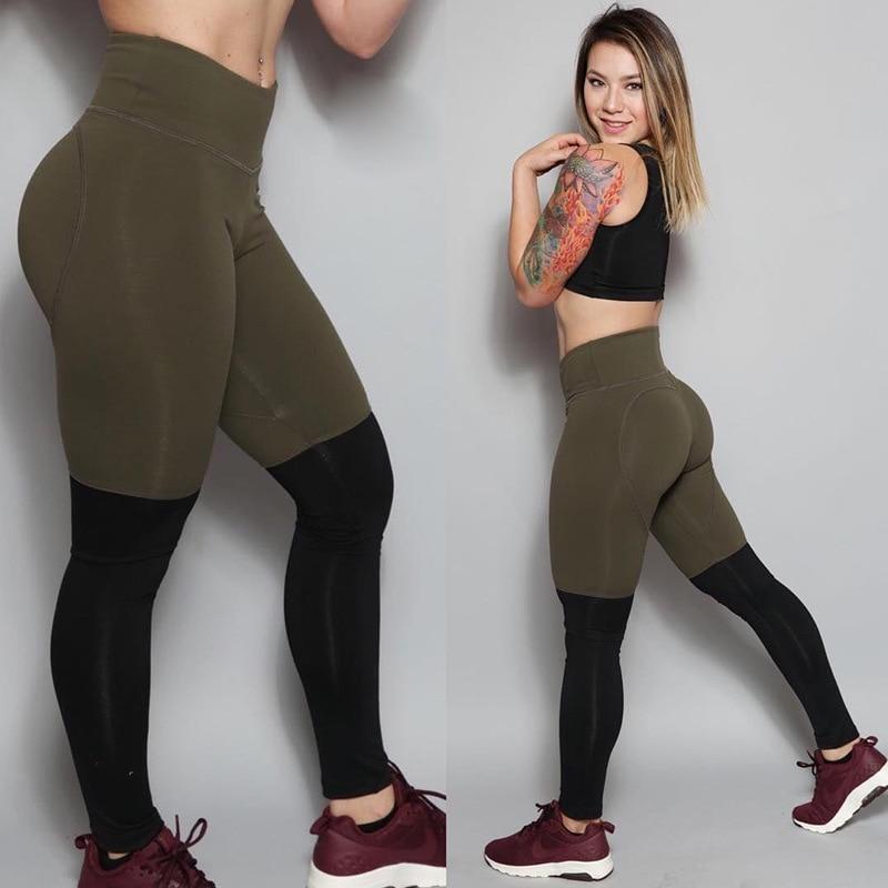yoga sports pants fitness exercise legging