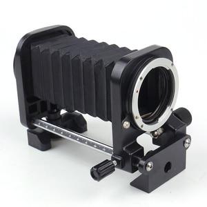 Image 4 - Pixco Suit for Nikon for Canon  Metal Macro Bellows Lens Tripod Mount Extension Bellows Lens Mount Photo Studio kits