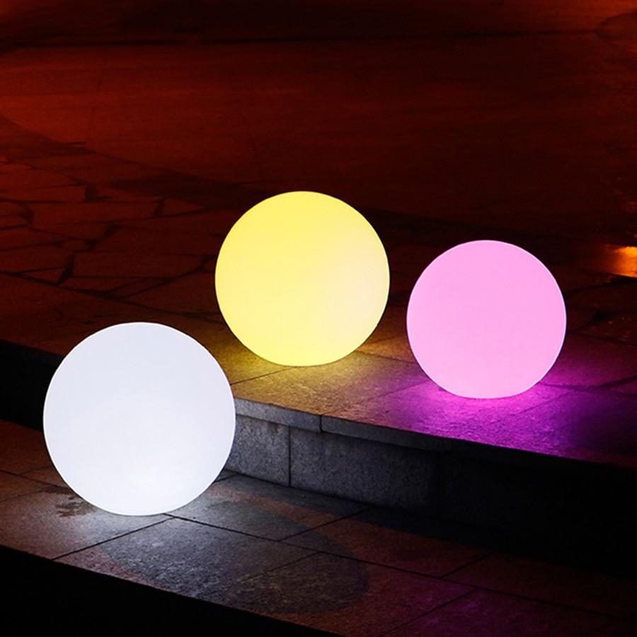 Shop For Led Glow Ball Lights For Lawn Uberlightingstore
