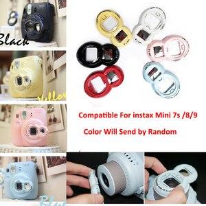 Image 5 - Fujifilm Instax Mini Films 40 sztuk + Instax Mini 8 Instax Mini 9 natychmiastowy aparat fotograficzny PU skórzany pokrowiec pokrowiec + zestaw akcesoriów