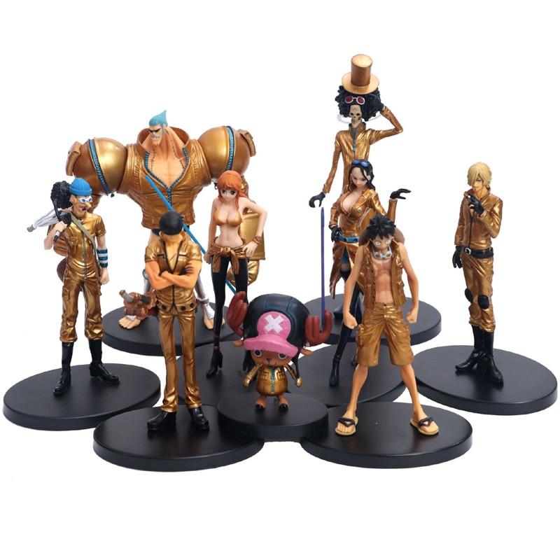 Dxf The Grandline Men One Piece Film Gold Vol 3 Zoro Sanji 2 Set Figure F S New