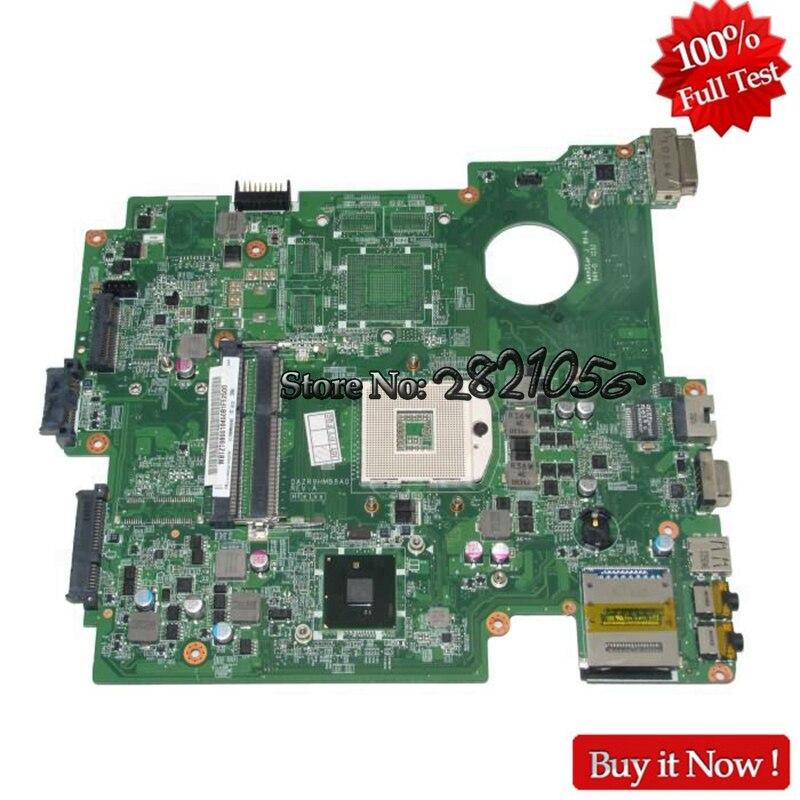 Nokotion Laptop Motherboard For acer TM8572G MBTZT06001 DAZR9HMB8A0 Mainboard Fully TestedNokotion Laptop Motherboard For acer TM8572G MBTZT06001 DAZR9HMB8A0 Mainboard Fully Tested