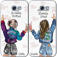 American TV Riverdale I'd Rather Be At Pop's BFF soft Silicone Phone Case For Samsung Galaxy A3 2016 J3 A5 A7 J5 2015 J7 2017 EU