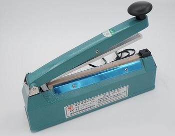 8 Levels adjustable Plastic film sealing machine Broadside hand pressure sealing machine