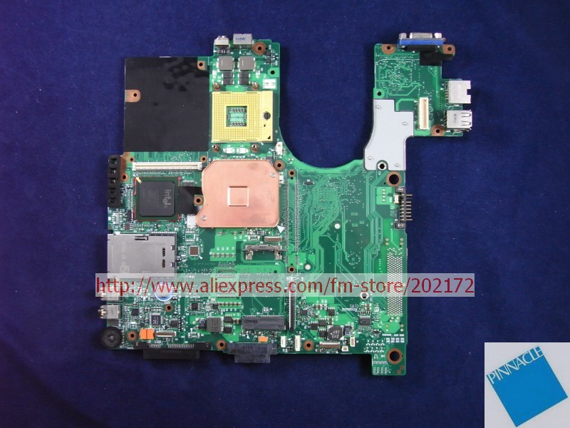V000068700 MOTHERBOARD FOR TOSHIBA Satellite A100 A105 6050A2041301 TESTED GOOD