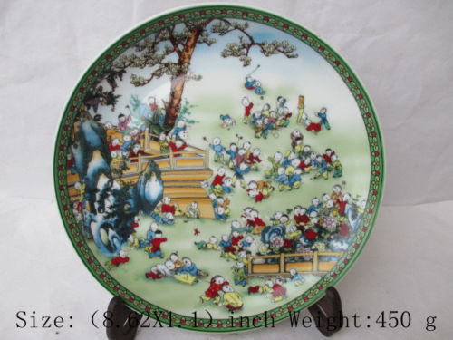 Чаши и Пластины из Китая