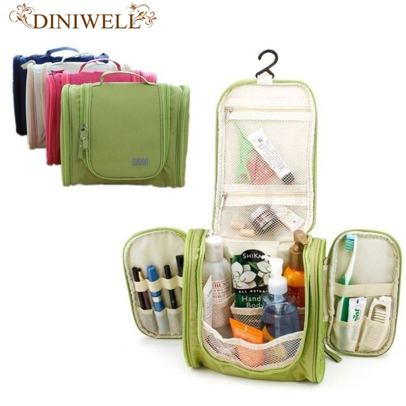 Cosmetic-Bag Wash-Organizer Hanging-Toiletry Necessary Make-Up Travel Waterproof Large