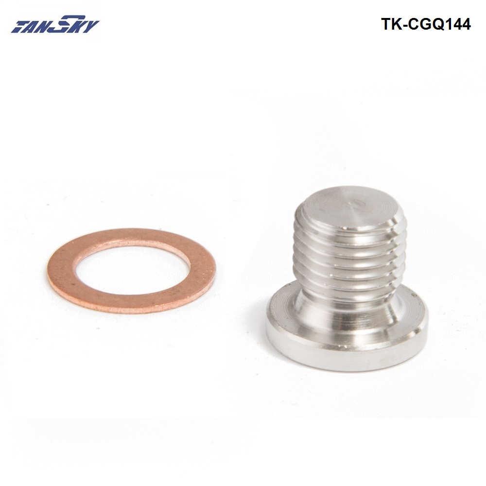 M12 x 1.25mm Oxygen o2 Lambda Sensor blanking Plug Cap Bang motorcycles and cars TK-CGQ1 ...