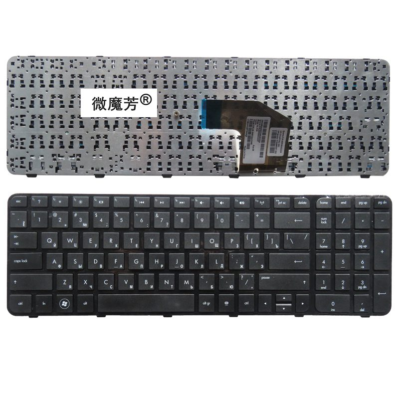 Russian Laptop Keyboard For HP FOR Pavilion G6 G6-2000 G6Z-2000 G6-2100 G6-2163sr AER36Q02310 R36 RU