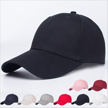 2016 New Authentic Female Models Free Shipping Summer Hat Men Bare Solid High Quality Cotton Golf Baseball Cap Visor Cap